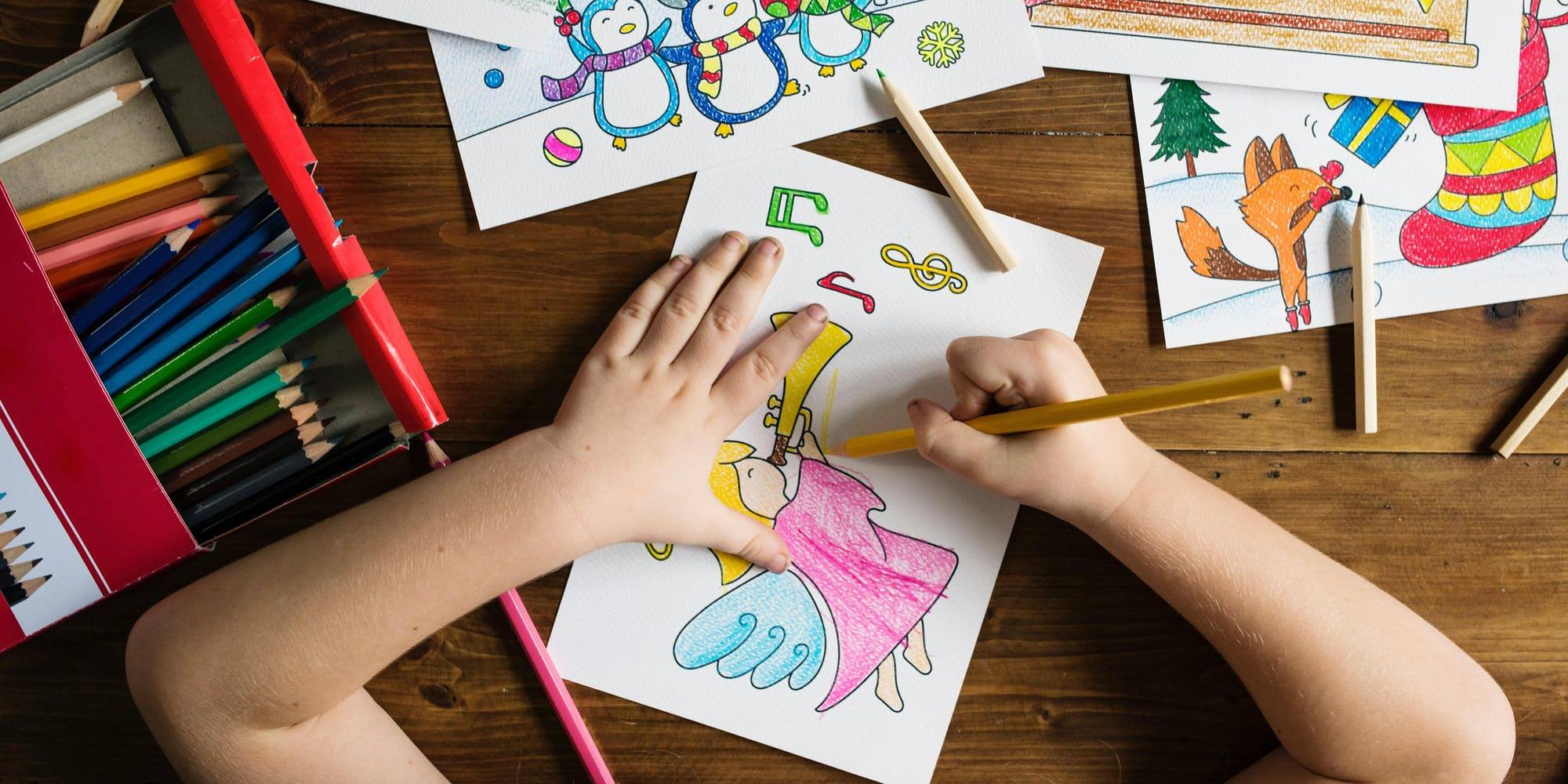 whimsical wednesday art classes for kids downtown salisbury md